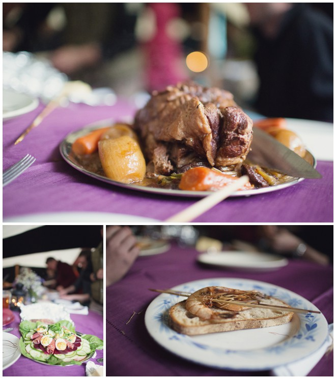 What The Dickens! can offer private catering for festival pop ups