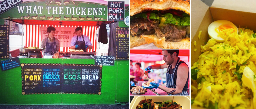 What the Dickens! is a street food and private catering business