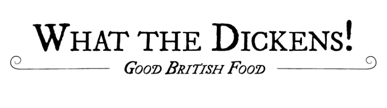 What the Dickens - Good British food